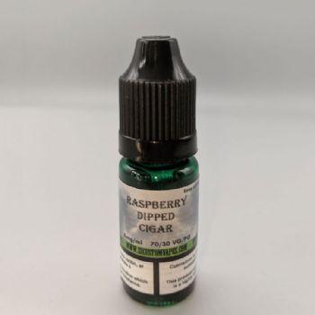 SS Custom Vapes Raspberry Cigar 10ml